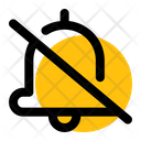 Mute No Notification Alert Icon