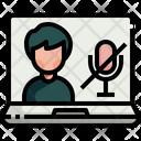 Mute Call Icon