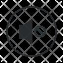 Mute Control Music Icon