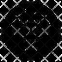 Mute Emoji Icon