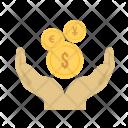 Mutual Fund Cash Icon