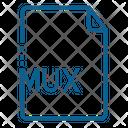 Mux File Icon