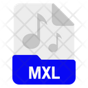 Mxl file Icon