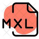 Mxl File Audio File Audio Format Icon