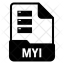 Myi file Icon