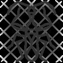 Myodocha Icon