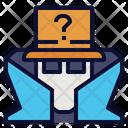 Mystery Detective Avatar Icon