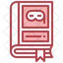 Mystery Book Novel Book Story Book Icon