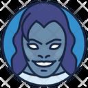 Mystique Ravan Animated Series Icon
