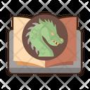 Mythology Pegasus Mythology Book Icon