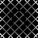 N Alphabet Symbol Icon