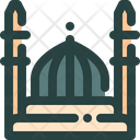 Nabawi Mosque Mecca Icon