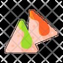 Nachos Snack Nacho Icon