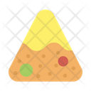 Nachos Food Streetfood Icon
