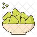 Nachos Crispy Fast Icon