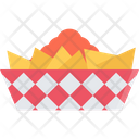 Nachos Snack Fast Food Icon