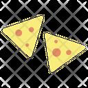 Nachos Chip Icon