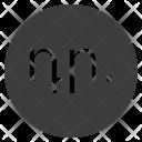 Nagorno Karabakh Dram Icon
