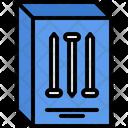 Nail Box Tool Icon