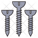 Nail Spike Construction Icon