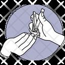 Nail Cutting Nail Cutter Cutter Icon