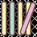 Nail File Baby Icon