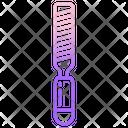 Nail File Nail Filer Manicure Icon