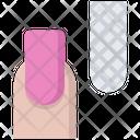 Nailfile Manicure Finger Icon