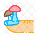 Nail Fungus Infection Icon