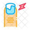 Nail Ill Infection Icon