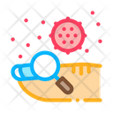 Nail Infection Research Icon