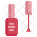 Nail Color Paint Icon