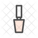 Nail Paint Cosmetic Products Icon