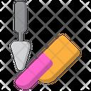 Lotion Fashion Fingernail Icon