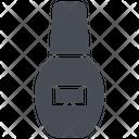 Beauty Nail Polish Bottle Icon