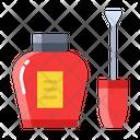 Anail Polish Nail Polish Bottle Bottle Icon