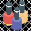 Nail Paint Nail Polishes Enamel Icon