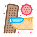 Nail File Infection Icon