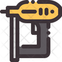 Nail Gun Construction Icon