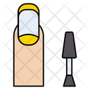 Nailpolish Makeup Finger Icon