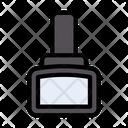 Nailpolish Makeup Cosmetics Icon