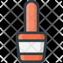 Nailpolish Manicure Cosmetics Icon
