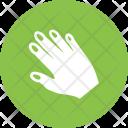 Nailpolish Hand Icon