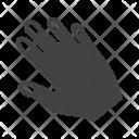 Nailpolish On Hand Icon
