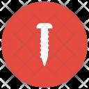 Nails Screw Tool Icon