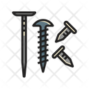 Nailsscrew Construction Tool Tool Icon
