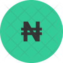 Naira Currency Nrn Icon