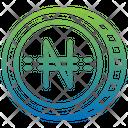 Naira Coin Icon