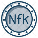 Nakfa Coin Icon