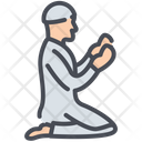 Islam Namaz Prayer Icon